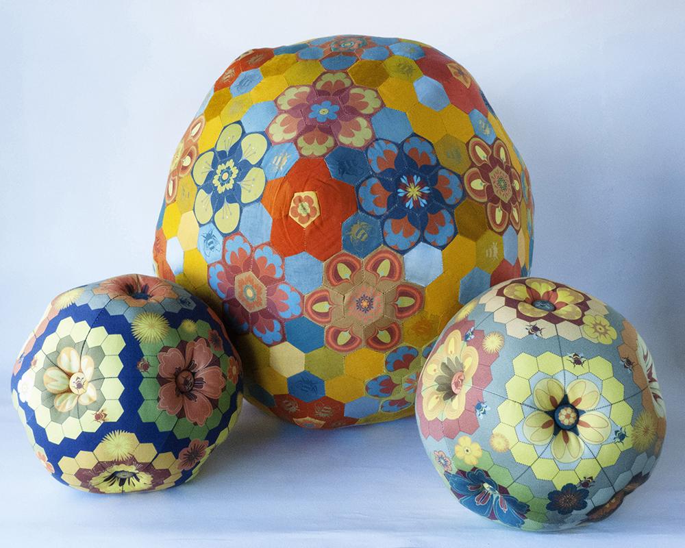 pollen balls