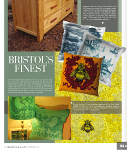 bristol Magazine Jan 2015