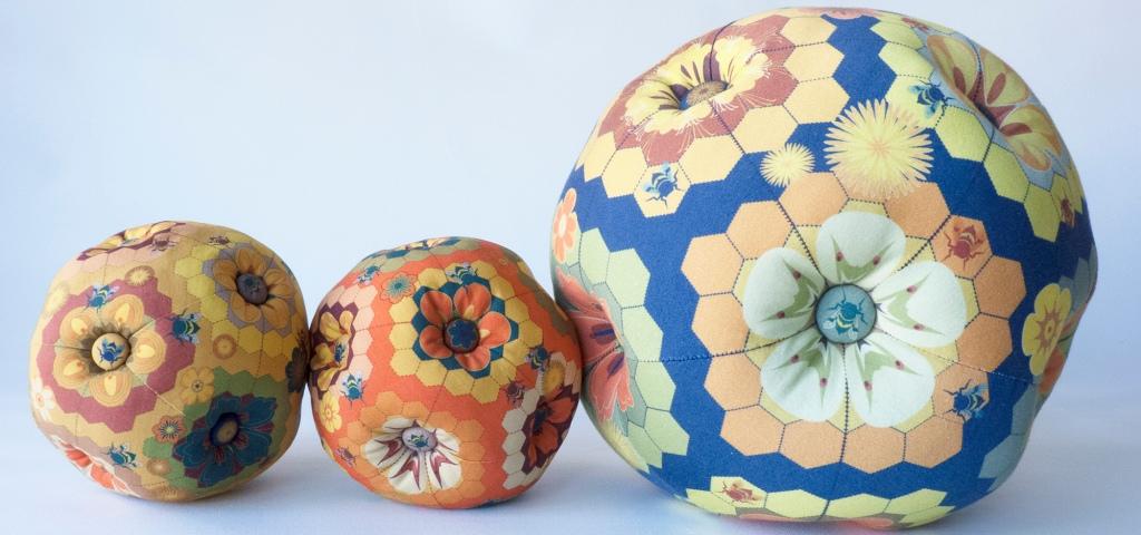 big and small balls