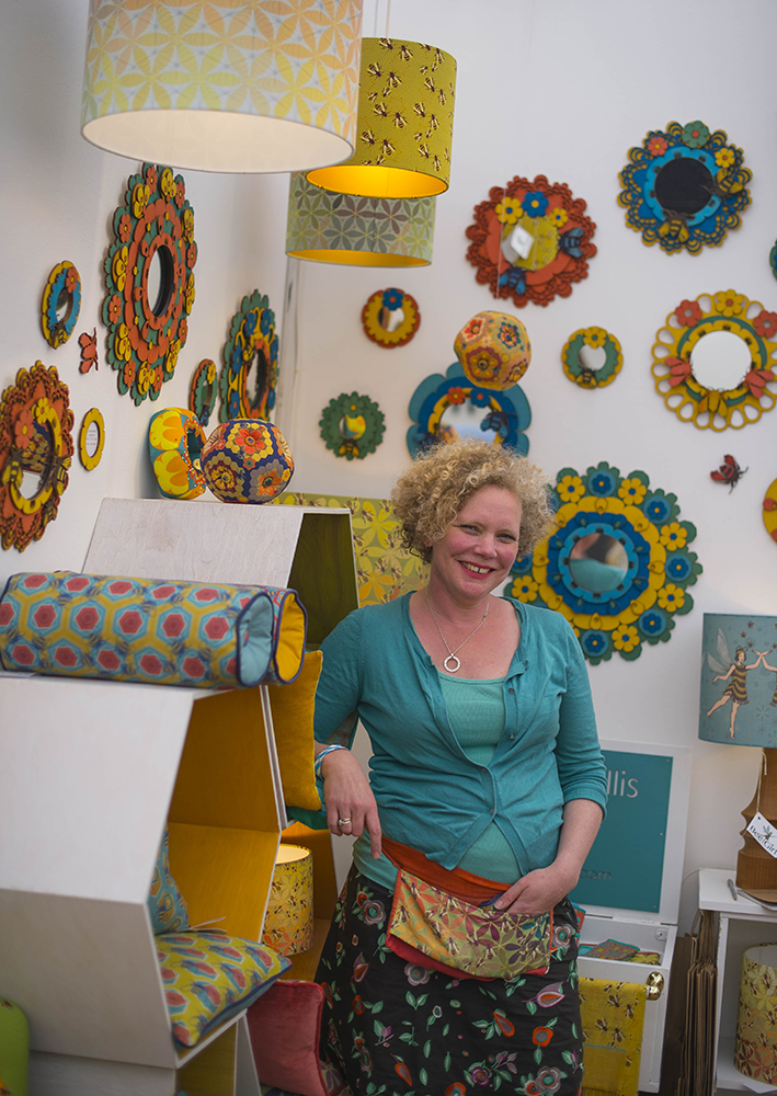 Picture By Jim Wileman - Contemporary Craft Festival, Bovey Tracey, Devon.